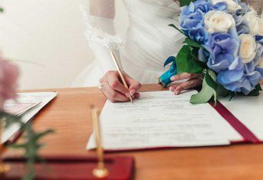 Noul nume dupa casatorie