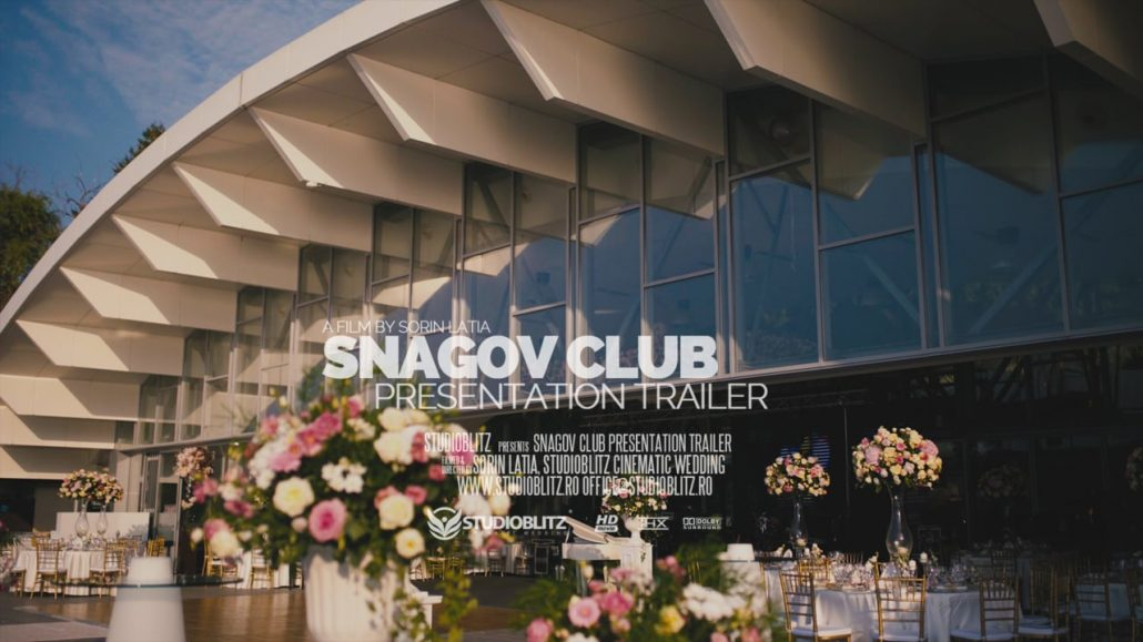 Snagov Club Pavilionul de pe lac Weddings