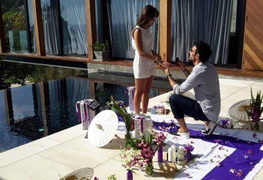 Care este locul potrivit pentru o cerere în casatorie