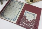 Cate invitatii de nunta trebuie sa comanzi