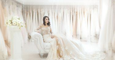 Cum cureti petele de pe rochia de mireasa dupa nunta