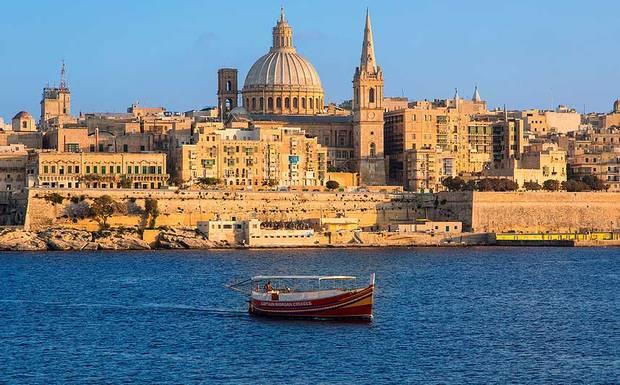 Luna de miere perfecta Malta-La-Valletta