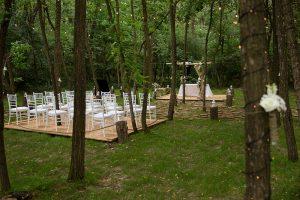 Locuri deosebite pentru nunta în aer liber