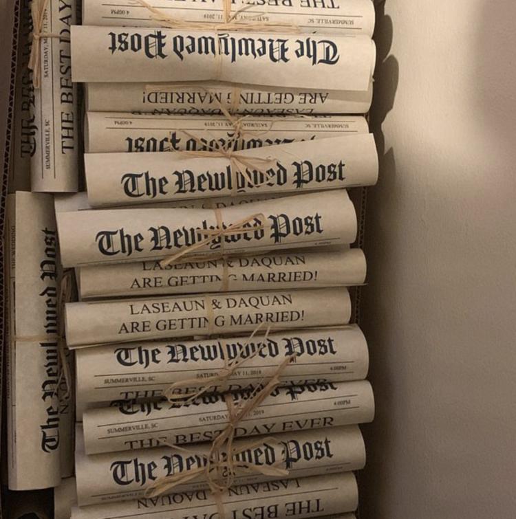 ziar de nunta