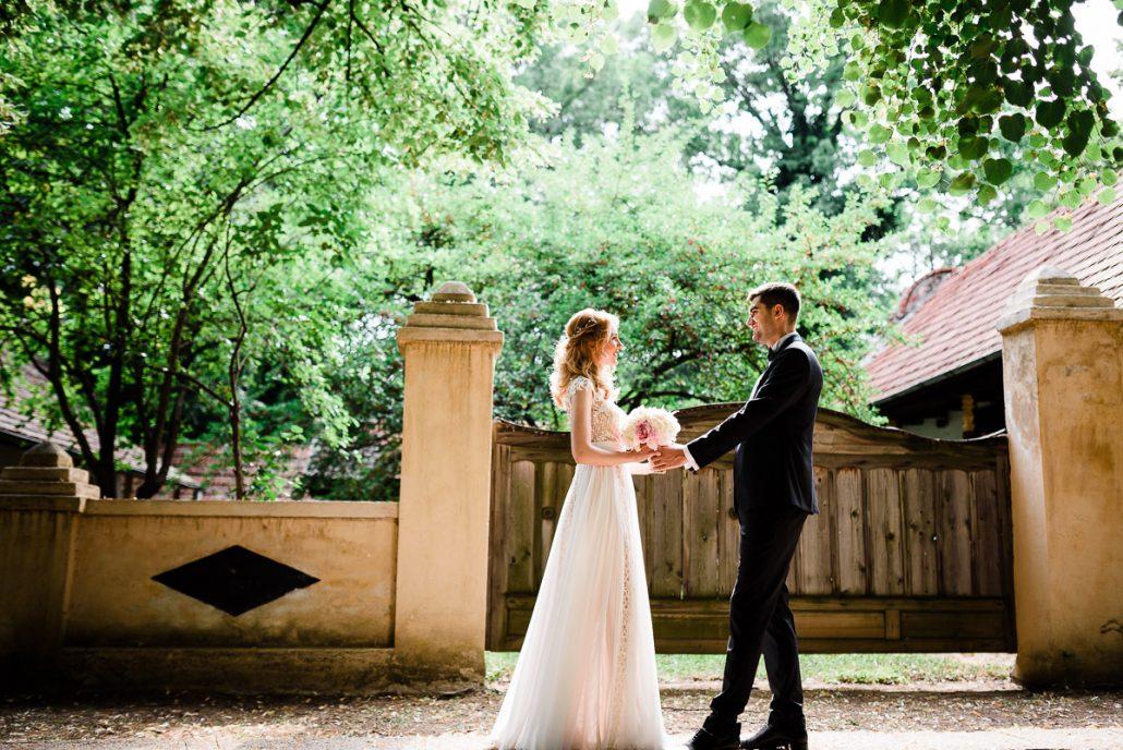 Ce sa îi spui mirelui tau în ziua nuntii