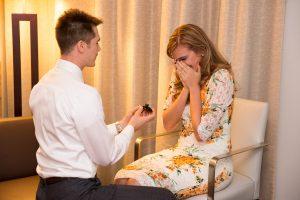 Care este locul potrivit pentru o cerere in casatorie