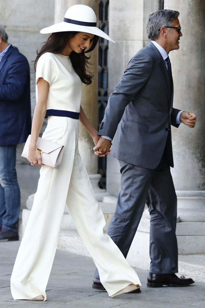Look de Hollywood: Amal Clooney