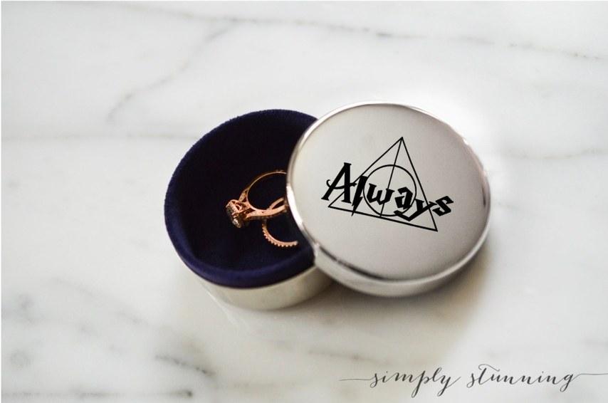 Nuntă cu tematica Harry Potter