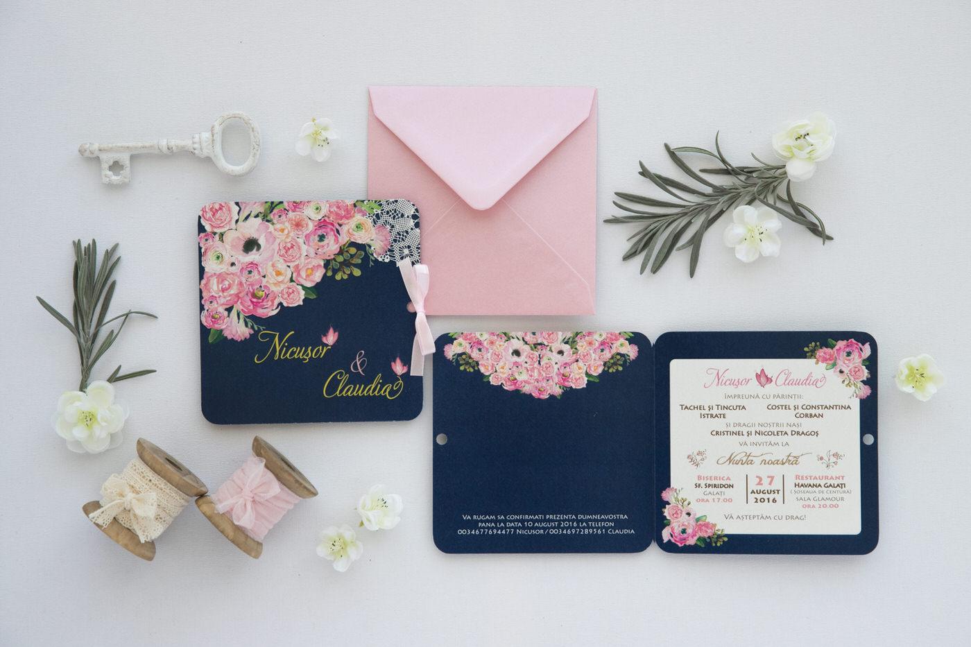 Invitatiile de nunta