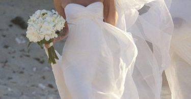 rochii de mireasă celebre II