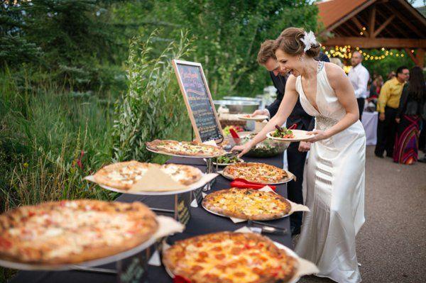 Meniu pentru o nuntă atipică