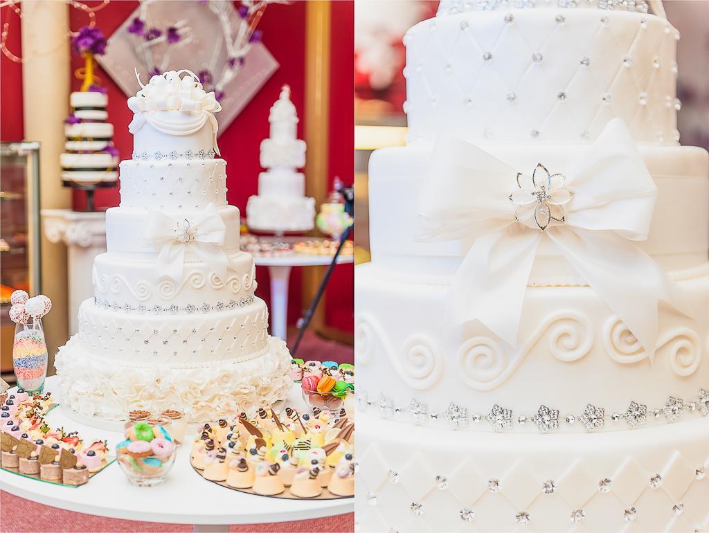 Tortul de nuntă pe care-l faci singură