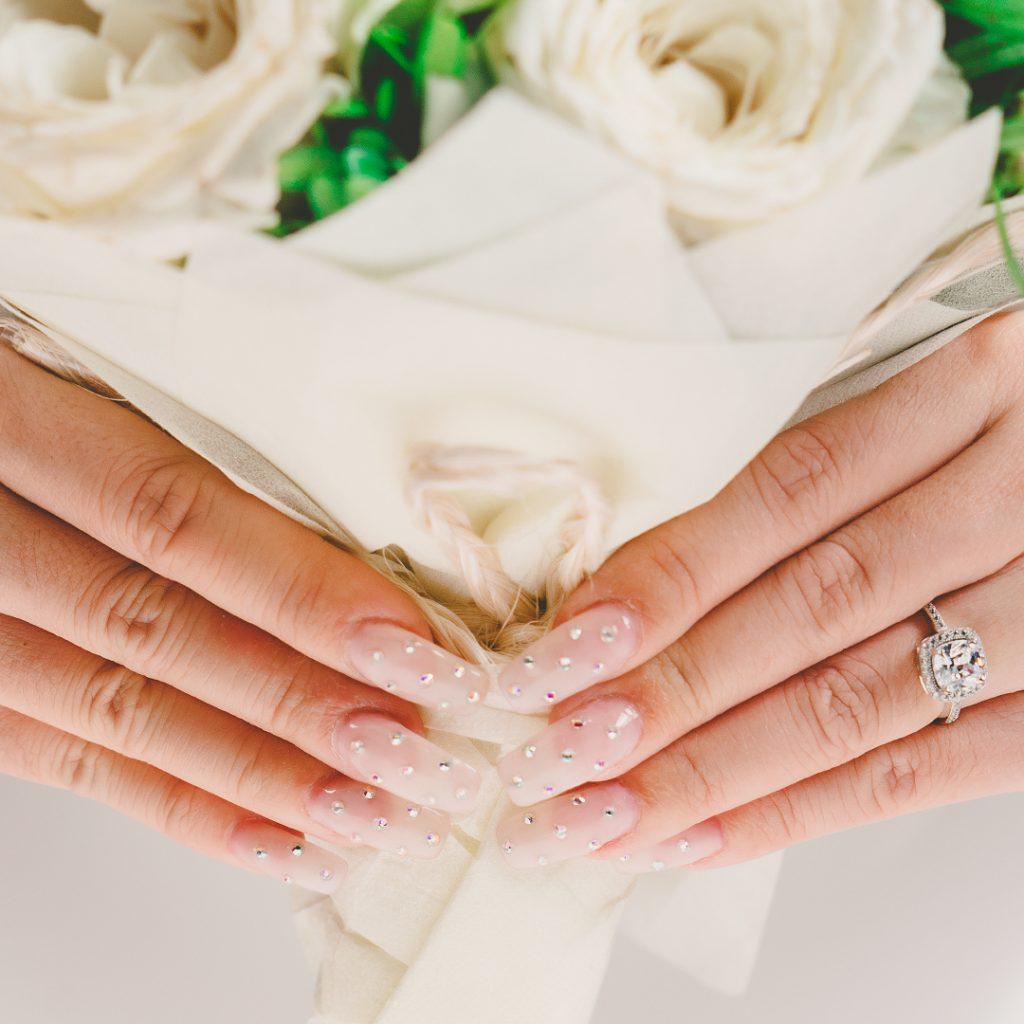 Ingrijirea unghiilor inainte de nunta