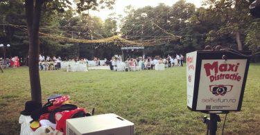 Cabina foto nunta Bucuresti SelfieFun,