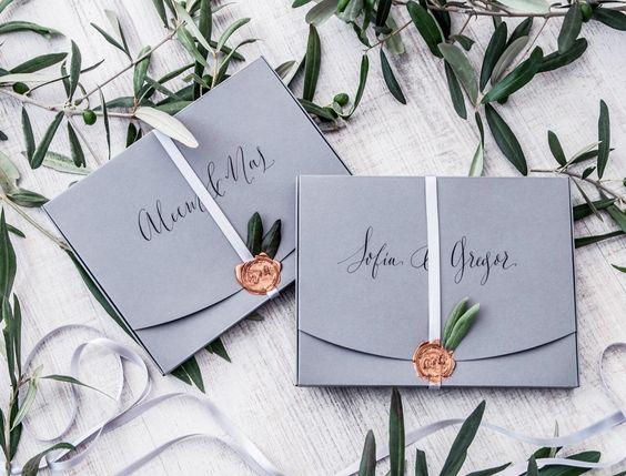 Detalii esențiale despre invitațiile de nuntă