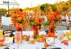 Ce decor floral alegem pentru nunta de toamna