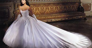 Ce poti face din rochia de mireasa dupa nunta