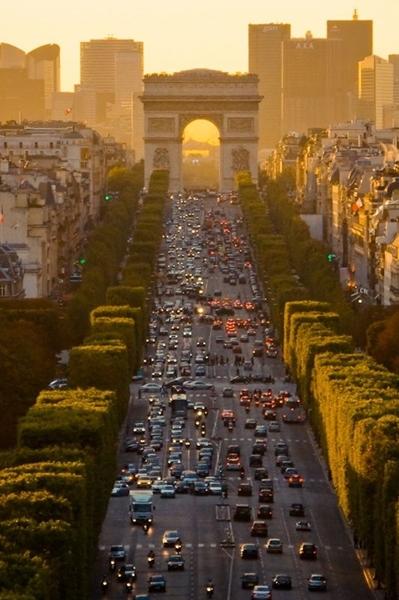 Locuri pentru cererea în casatorie la Paris