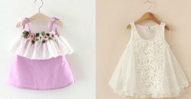 Detalii despre imbracamintea pentru fetite la nunta