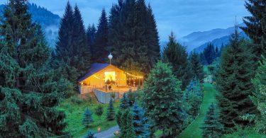locatii de nunta in aer liber Brasov