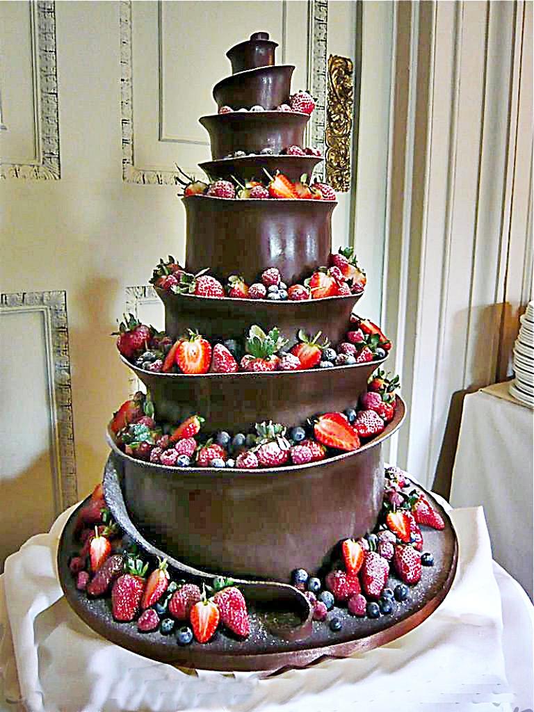 Inspiratie pentru crearea unui tort cu fructe