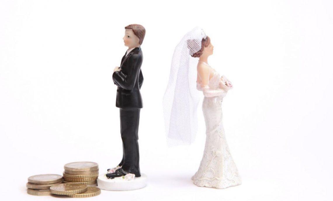 Cuplurile care cheltuiesc mult cu organizarea nuntii