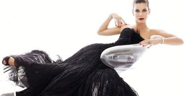 Rochii frumoase negre pentru miresele moderne