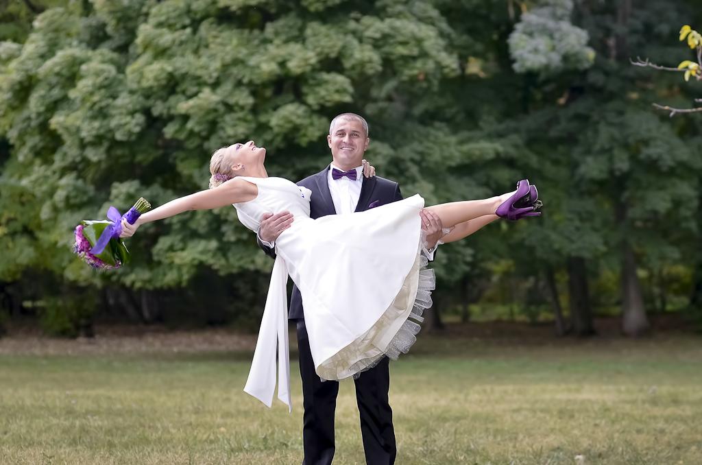 Nuntă în pădure cezartabac.ro