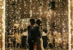 iluminat nunta