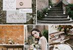 Nuntă rustică în stil italian