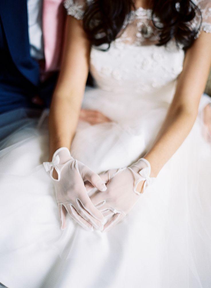 Nuntă în stilul anilor 50