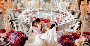 Nuntă cu tematica Romeo și Julieta
