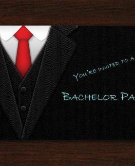Cum sa faci o invitatie la petrecerea burlacilor