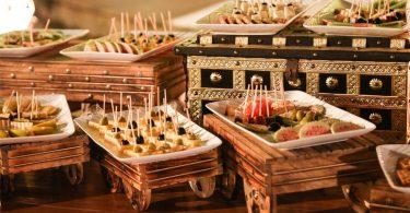 Inspiratie in privinta meniului de nunta