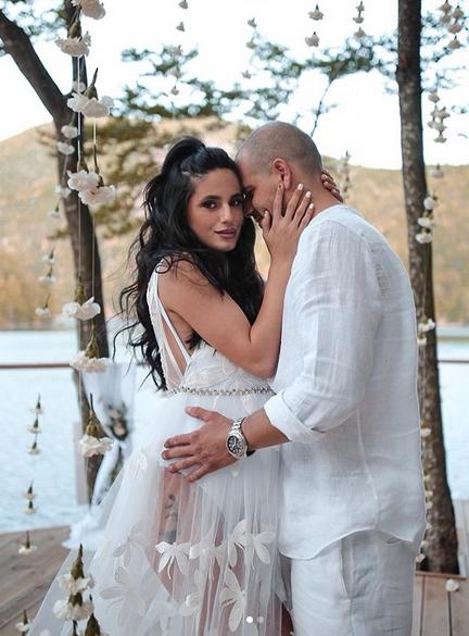 Fashion bloggerita Ioana Grama s-a casatorit