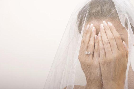 Lucruri care îți pot distruge ziua nunții Pinterest
