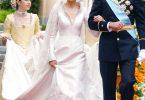 Rochii purtate de catre miresele regale prima parte