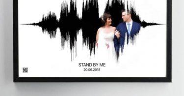 Tablouri personalizate cu poze de la nunta