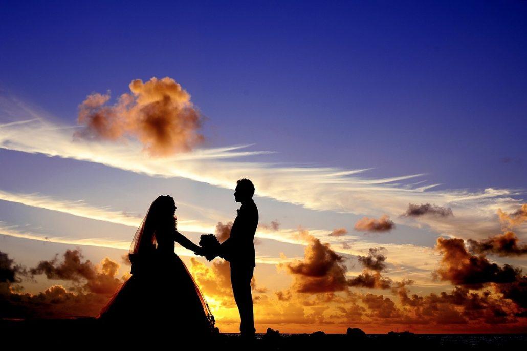 Urari de nunta pentru Facebook