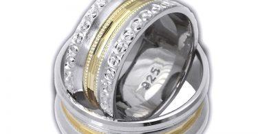 Verighete din argint ca alternativa la cele din aur