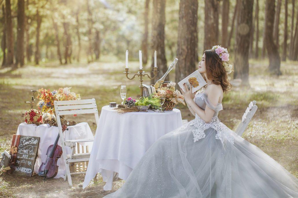 6 alternative de teme pentru nunta la tema clasica de nunta