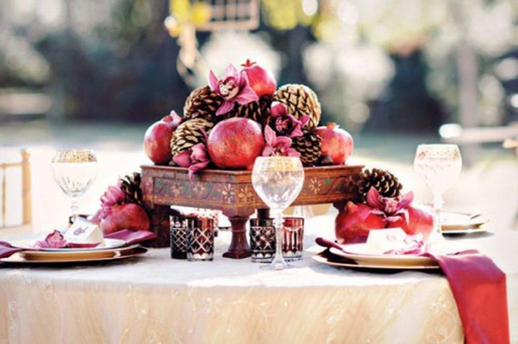 Sala de nunta decorata în rosu Fotografii si Sfaturi