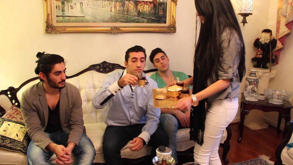 Ceremoniile si traditiile dinaintea unei nunti persane