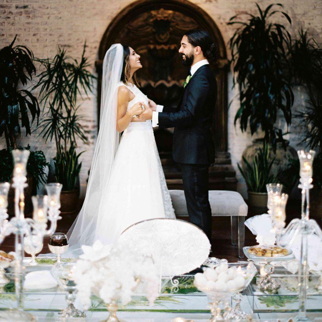 Organizarea nuntii persane si cum decurge ziua nuntii