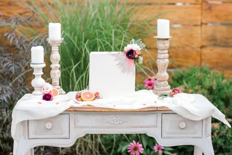 Nuntă boho în grădină