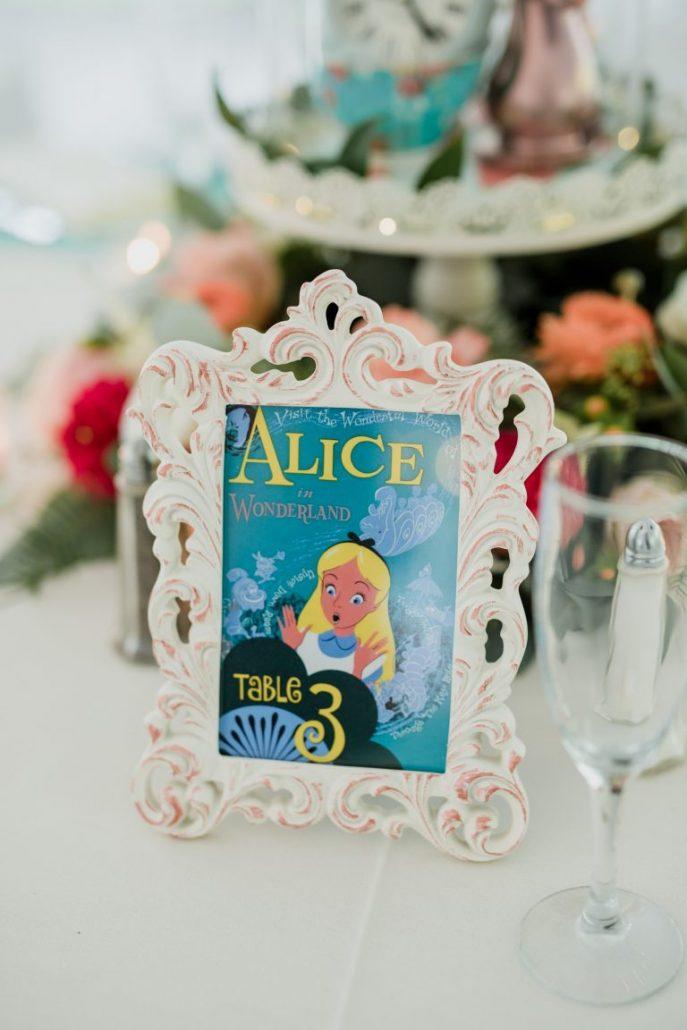 Nuntă vintage de inspiraţie Disney