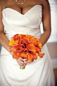 Inspiratie buchete pentru mireasa la o nunta toamna