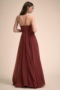 Culoarea rochiilor domnisoarelor de onoare cu test BHLDN