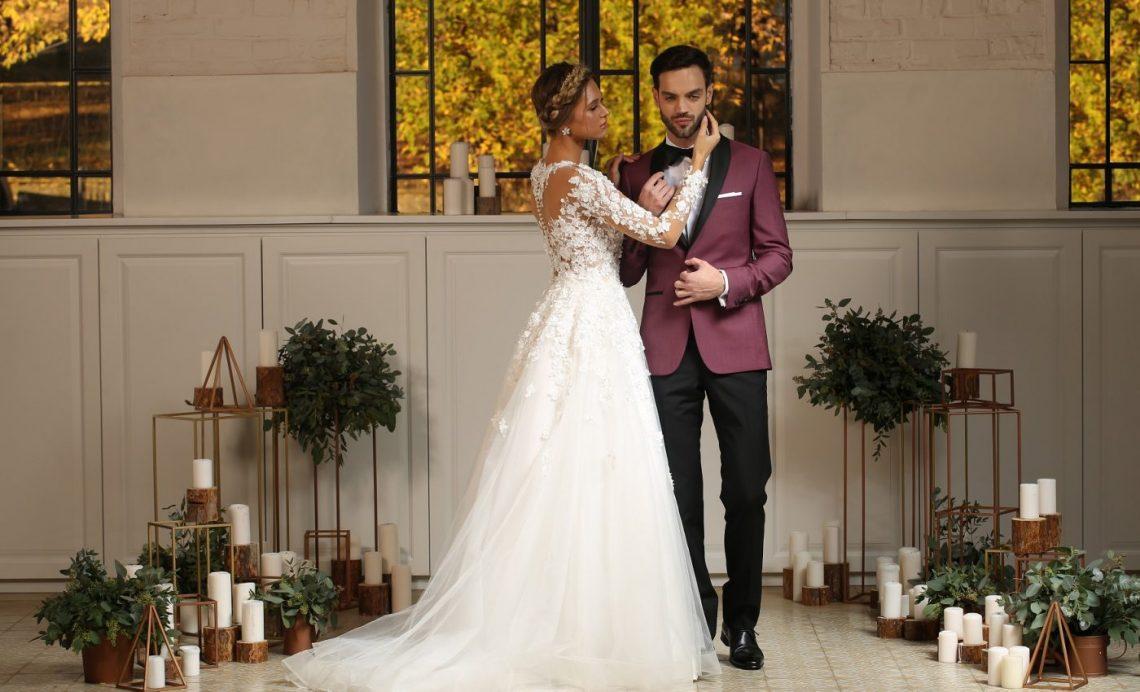 Tendinte ale tinutei de nunta pentru miri în 2020