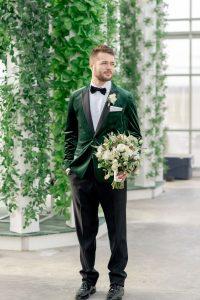 Stilul mirelui pentru nunta în toamna anului 2019